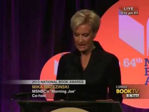 Mika Brzezinski Now Telling Jokes At President Obamas Expense...