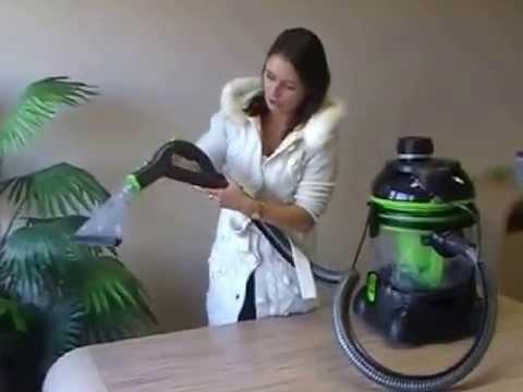 Turbo Power Cleaner odkurzacz Welmax - instrukcja. montaż. działanie