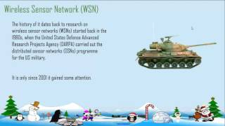 Introduction to WSN - What is Wireless Sensor Network (Part2 )