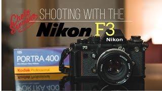 Shooting with the NIKON F3 & PORTRA 400