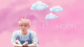 Lee Jihoon being short
