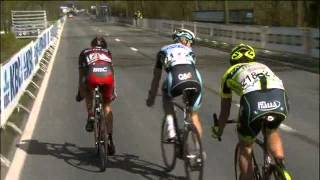 Tom Boonen wins Tour of Flanders 2012 Finale Last 2 Kilometers