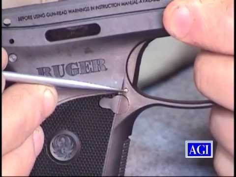 Ruger LCP/LC9 & Kel-Tec P-3AT Pistols Armorer's Course AGI 1564