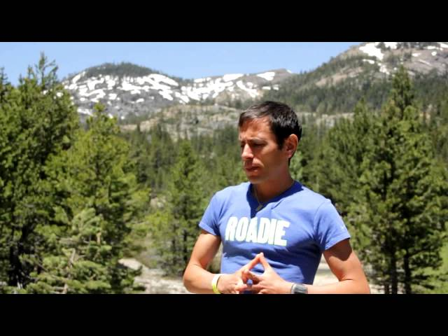 The Western States 100 Mile Run 2011, Michael Arnstein aka The Fruitarian