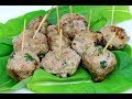 Vietnamese pork meatballs
