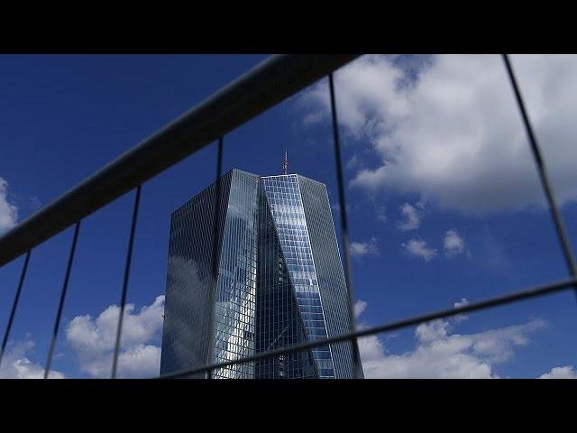 La BCE maintient les fonds d'urgence pour les banques grecques à leur niveau actuel