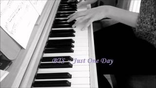 BTS (방탄소년단) -Just One Day - Piano Cover