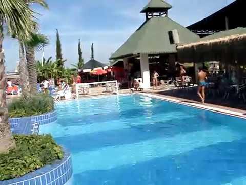 AQUA Fantasy 2009 Alpha Blondy Sebe Allah Y e | Caribbean Pool Clubdance 2009 Kusadasi Turkey