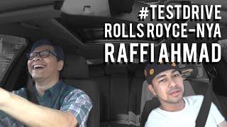 Armand Maulana Testdrive Rolls Royce Nya Raffi Ahmad