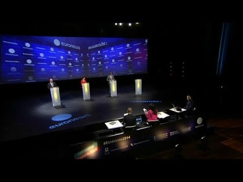 Europe's choice: The first European presidential debate