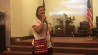 Apostol Erika Vasquez