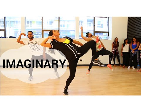 Imaginary by Imran Khan Choreography - Shereen Ladha Master Class Series - Bollywood Hip Hop Dance