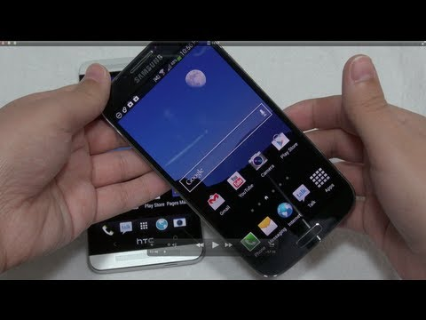 Galaxy S4 vs HTC One: Which One? In-Depth Comparison