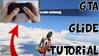 PS4 XBox GTA Motorrad Glide Tutorial MIT CONTROLLER VIEW/SICHT | deutsch
