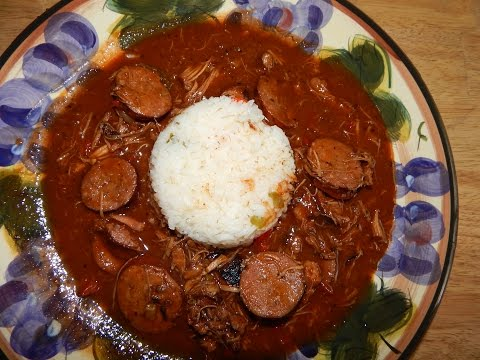 How To Make Gumbo - Sausage and Chicken Gumbo Recipe