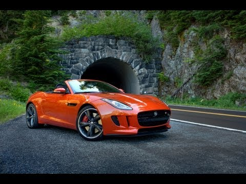 2014 Jaguar F-Type Review