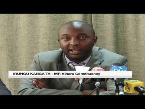 Kenyan Mps Back President Museveni On Anti-gay Bill video