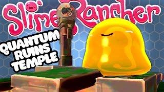 QUANTUM RUINS TEMPLE - Slime Rancher BetterBuild Mod Gameplay