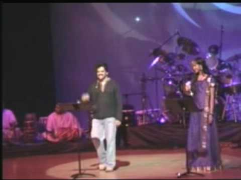 Minsara Poove With Singer Srinivas And Anusha Sivalingam video