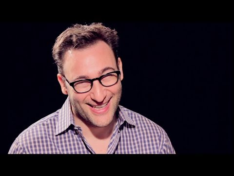 Simon Sinek on Pushing Beyond the Tried and True Into Something New