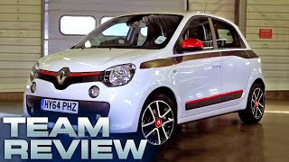 Renault Twingo (Team Review) - Fifth Gear