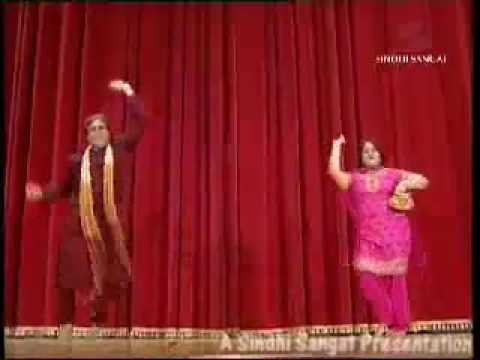 Sindhi Dance On Dubai Laada-abdullah Veesar.mp4 video