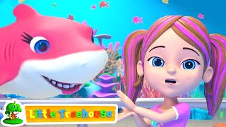 Baby Shark Dance | Music for Children | Songs for Kids by Little Treehouse