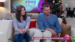 Cseke Katinka ígéretet tett Pallavicini Zitának a Pénzt vagy éveket! előtt - tv2.hu/fem3cafe