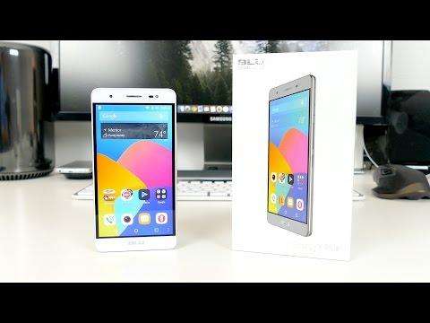 BLU Energy X Plus Unboxing & Mini Review