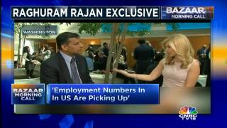 All Growth Engines Firing After A Long Time: Raghuram Rajan