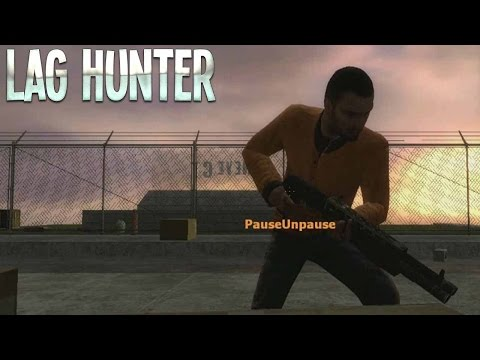 Lag Hunter (Garry's Mod - Prop Hunt)