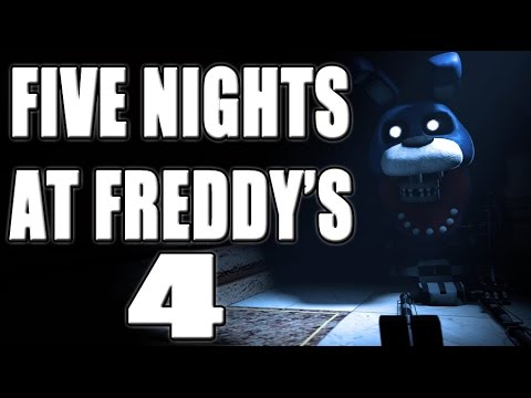 FIVE NIGHTS AT FREDDY'S 4 TEASER TRAILER | ZellenDust