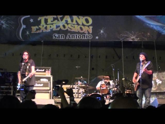 Los Lonely Boys @ Tejano Explosion 2014