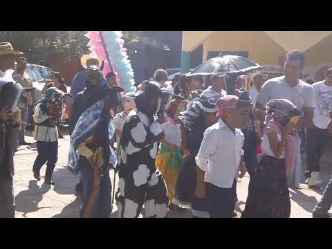 Xantolo 2011 San Vicente Tancuayalab