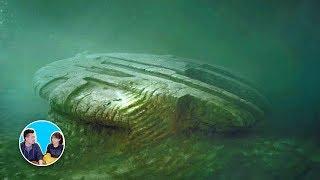 波羅的海下的巨大圓盤,它在這裡14萬年了 | KUAIZERO