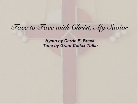 Hymnal - Face To Face With Christ