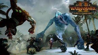 VAMPIRE COAST DLC Full Unit Roster - Monsters, Legendary Lords, Units Analysis