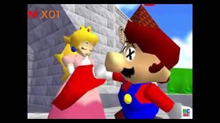 #100 Muertes en Super Mario 64