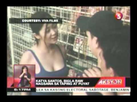 Katya Santos, nagtatrabaho sa events dept. ng VIVA