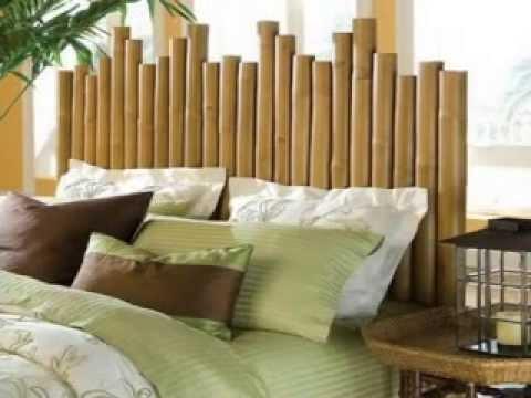 Ideas de cabeceros originales faciles de hacer youtube - Ideas para hacer cabeceros de cama ...