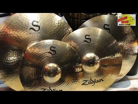 Zildjian S Cymbal Set - 14.16.18.20 - The Drum Shop North Shore