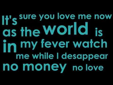 David Guetta - No Money No Love