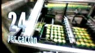 The process to make ARIZONA TEA in factory and the process of marketised