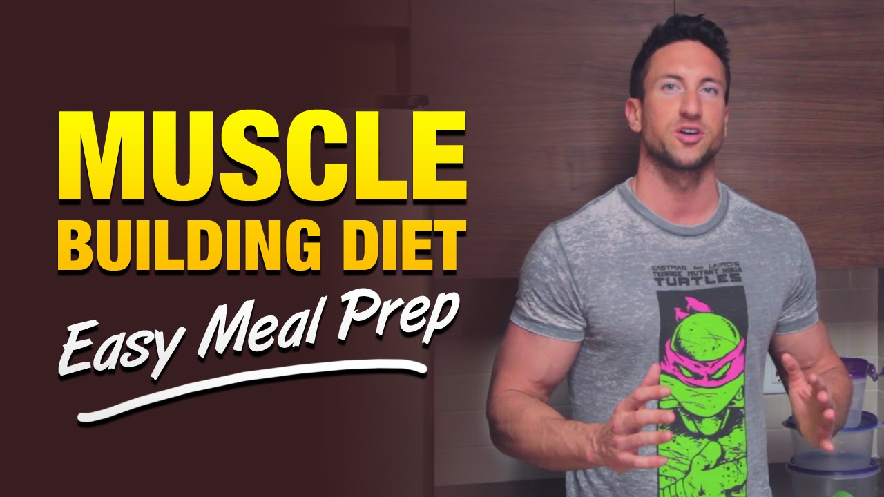 Muscle Building Diet: Bulk Up Fast With This Easy Meal ...