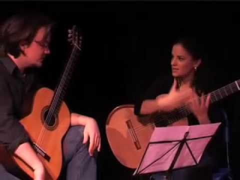 Masterclass by Ana Vidovic at Zuidlaren Guitar Festival 2009 (Part 1)