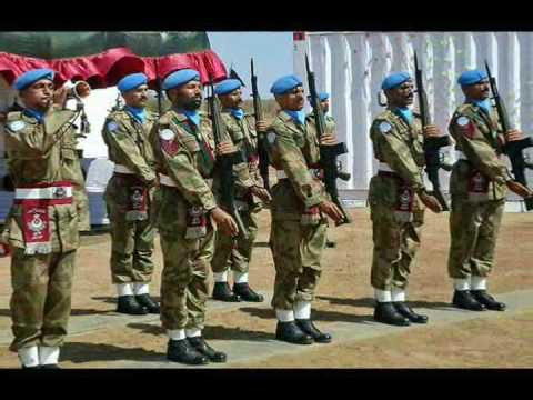 United Nation Mission in Sudan (NUMIS) & PAKISTAN ARMY (Part 4).wmv