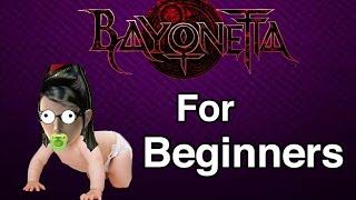 BAYONETTA 1 FOR BEGINNERS