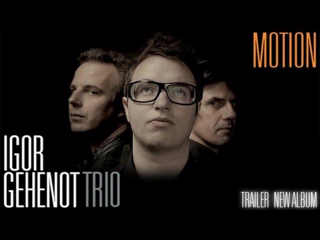Igor Gehenot Trio - Back Country