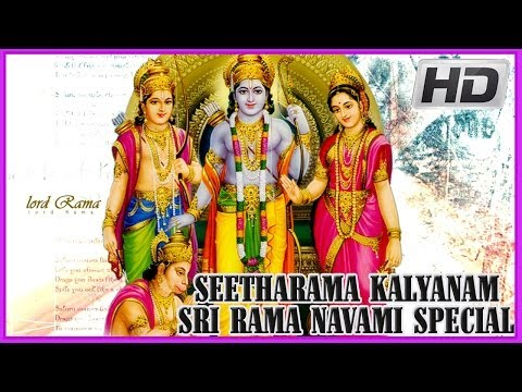 Sri Seetharamula Kalyanam  - Sri Rama Navami Special (hd) video