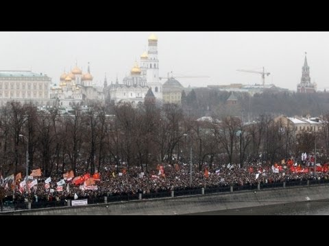 Cities across Russia join in vote fraud protests
